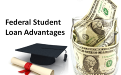 Federal Student Loans Advantages