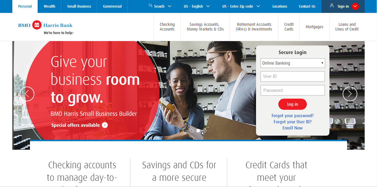 Bmo harris login reheart Choice Image
