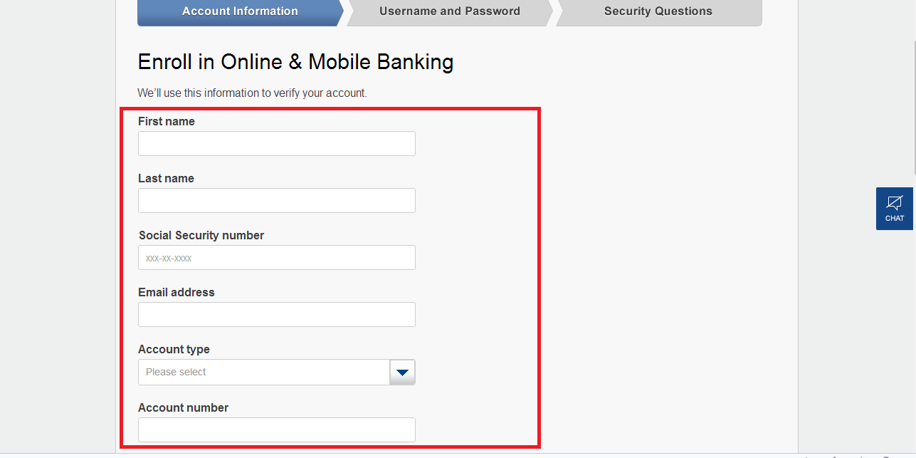 Bank of the West Online Banking Login